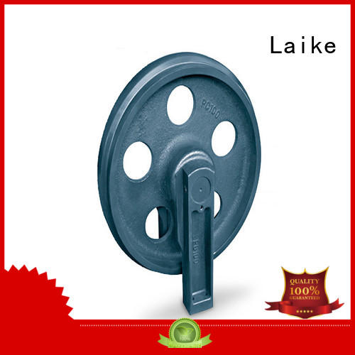 Laike low-cost excavator idler top brand for wholesale