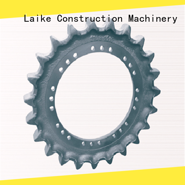 Laike handpick materials excavator sprocket popular for bulldozer