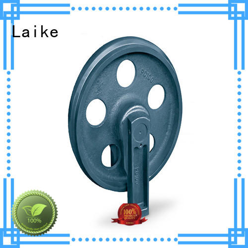 Laike custom excavator idler top brand for wholesale