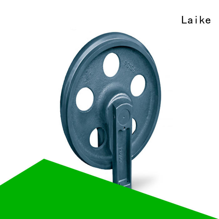 functional idler wheel front roller at discount for excavator