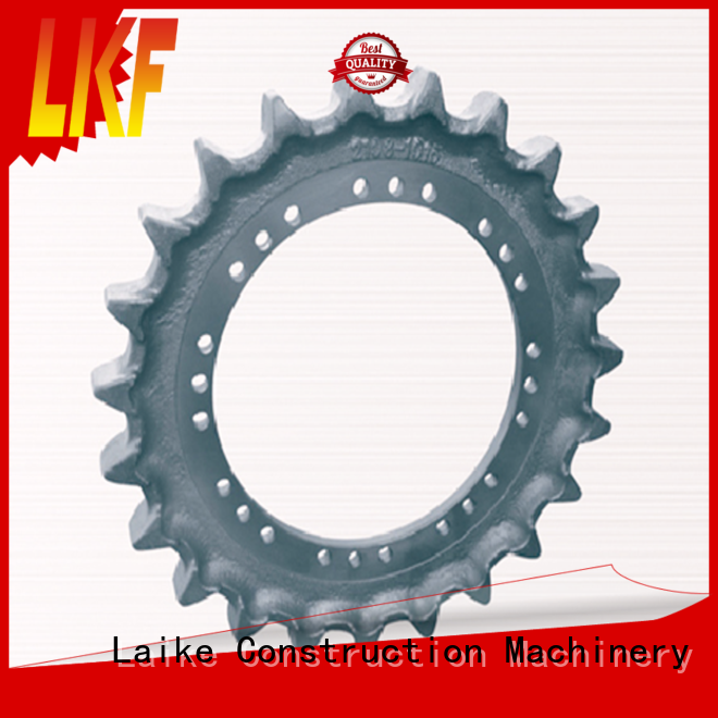 Laike affordable price dozer sprocket rim popular link assemblies