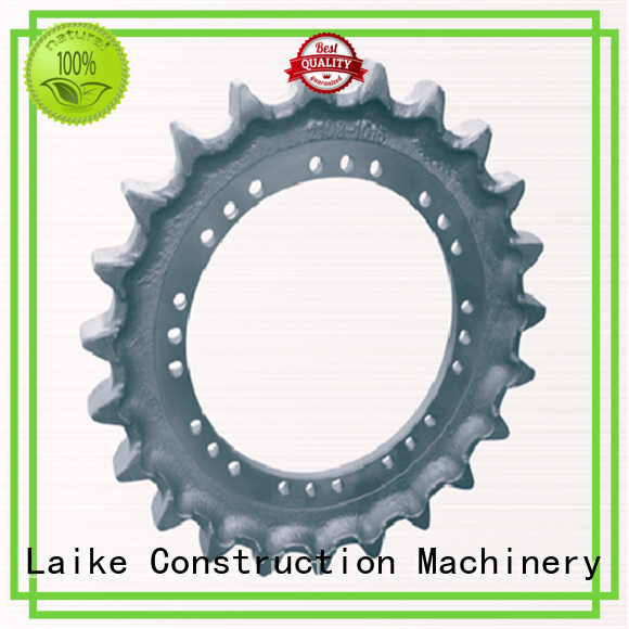 affordable price excavator sprocket reasonable design hot-sale for bulldozer