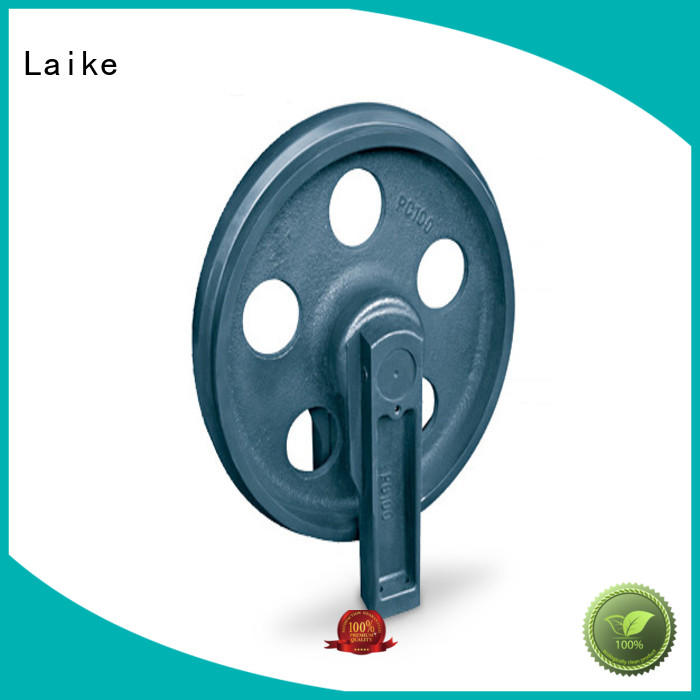 favorable price front idler free delivery for excavator