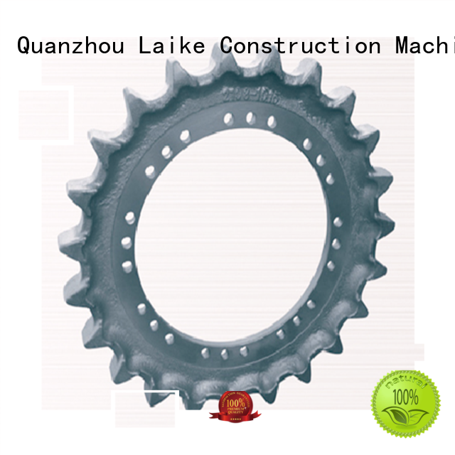 Laike custom made excavator sprocket popular for excavator