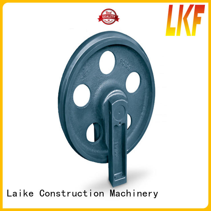 low-cost excavator idler free delivery for wholesale