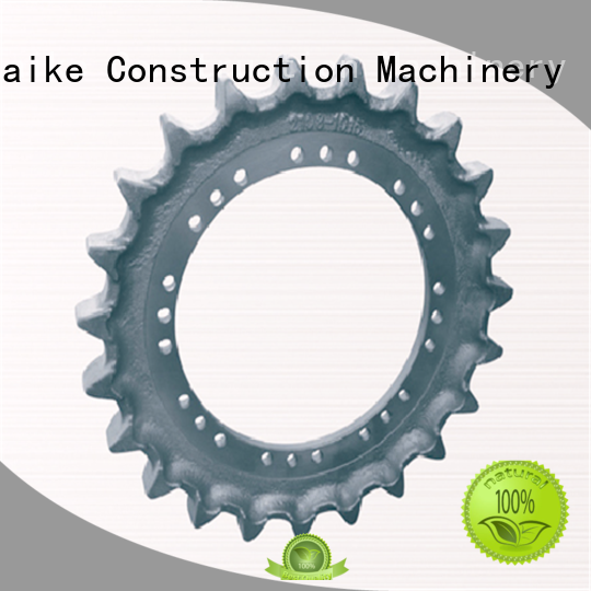 custom made sprocket segment handpick materials transfer engine power for excavator