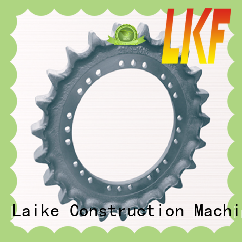 handpick materials track drive sprocket transfer engine power for excavator Laike